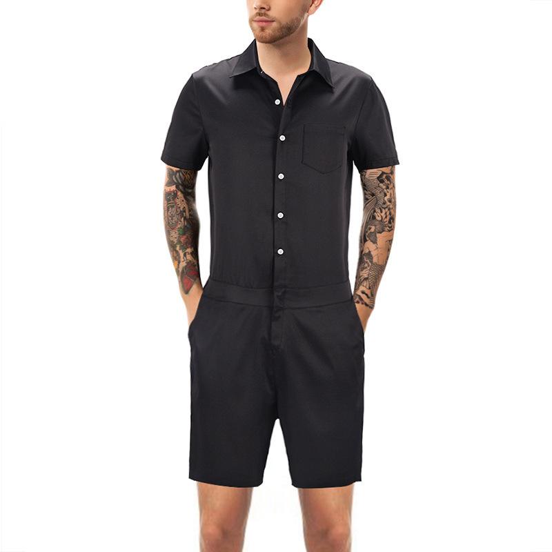 SKU-10-衬衫款黑色